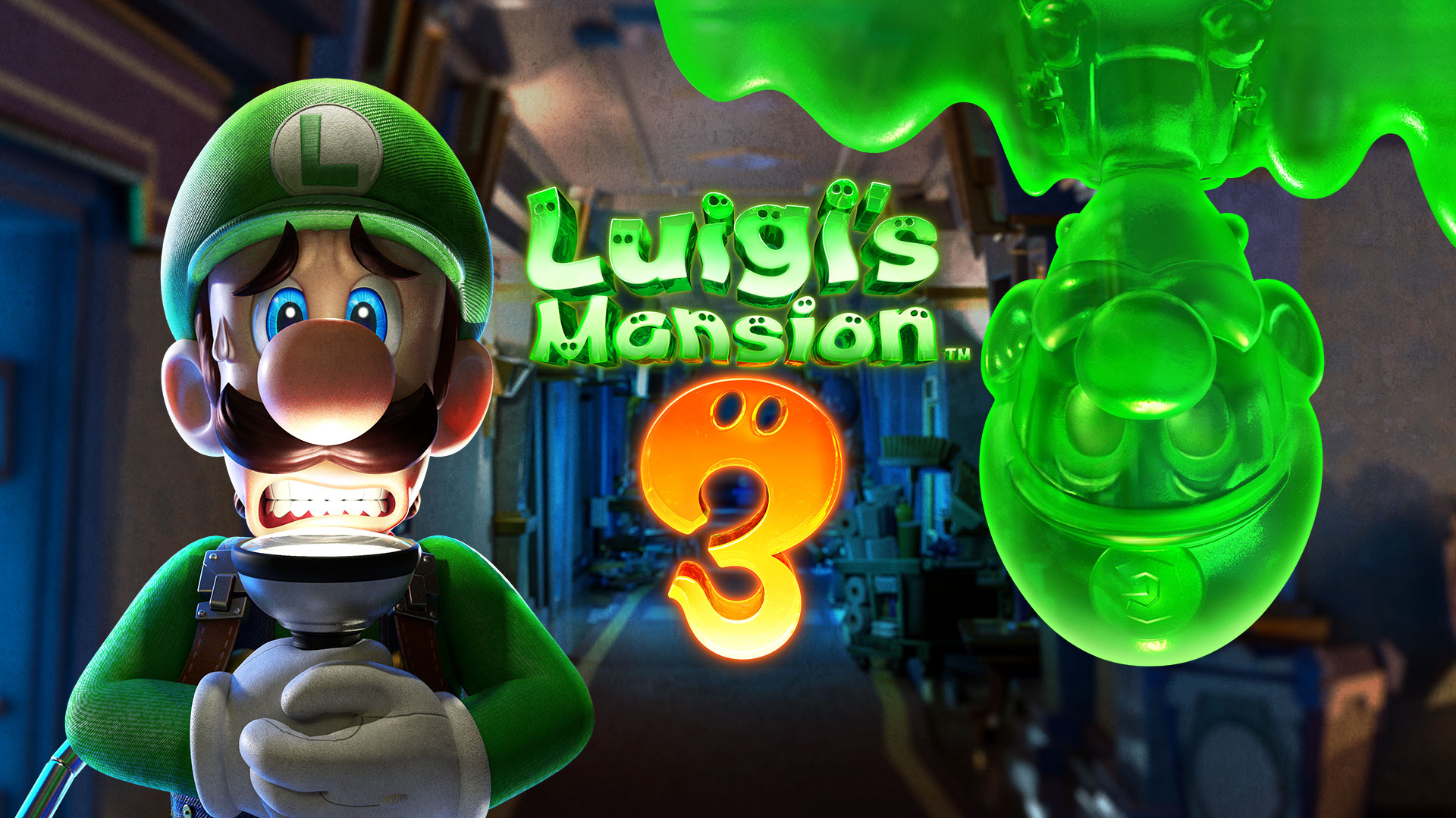 Luigis Mansion 3 PC Version Free Download
