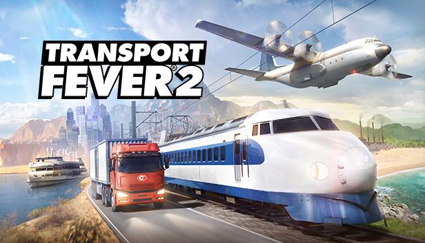 Transport Fever 2 PC Version Free Download