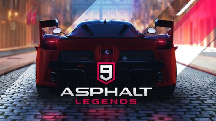 Asphalt 9 PC Version Free Download