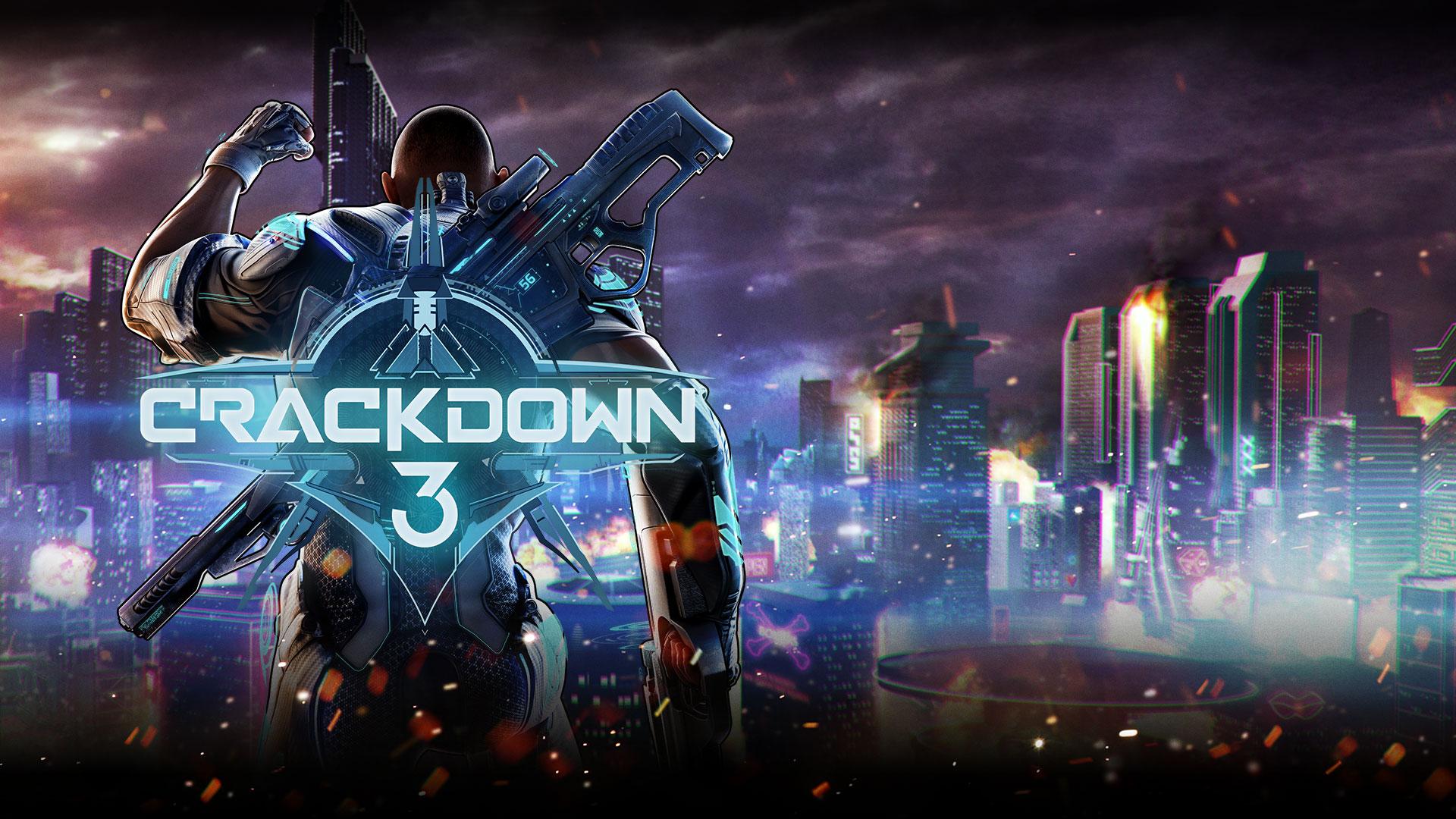 Crackdown 3 PC Version Free Download