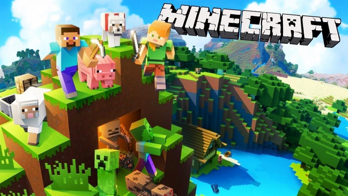 Minecraft PC Version Free Download