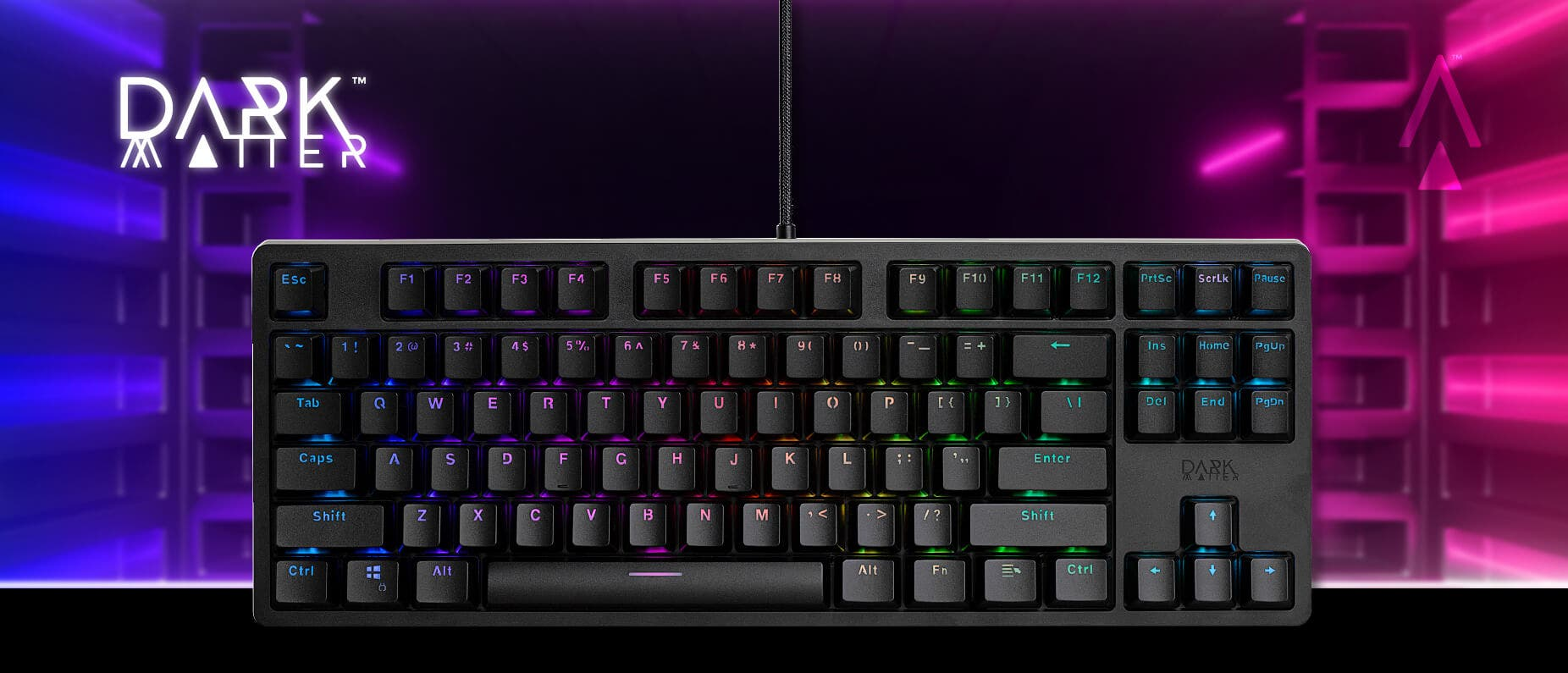 Dark Matter by Monoprice Collider TKL Review: Middle of the Road