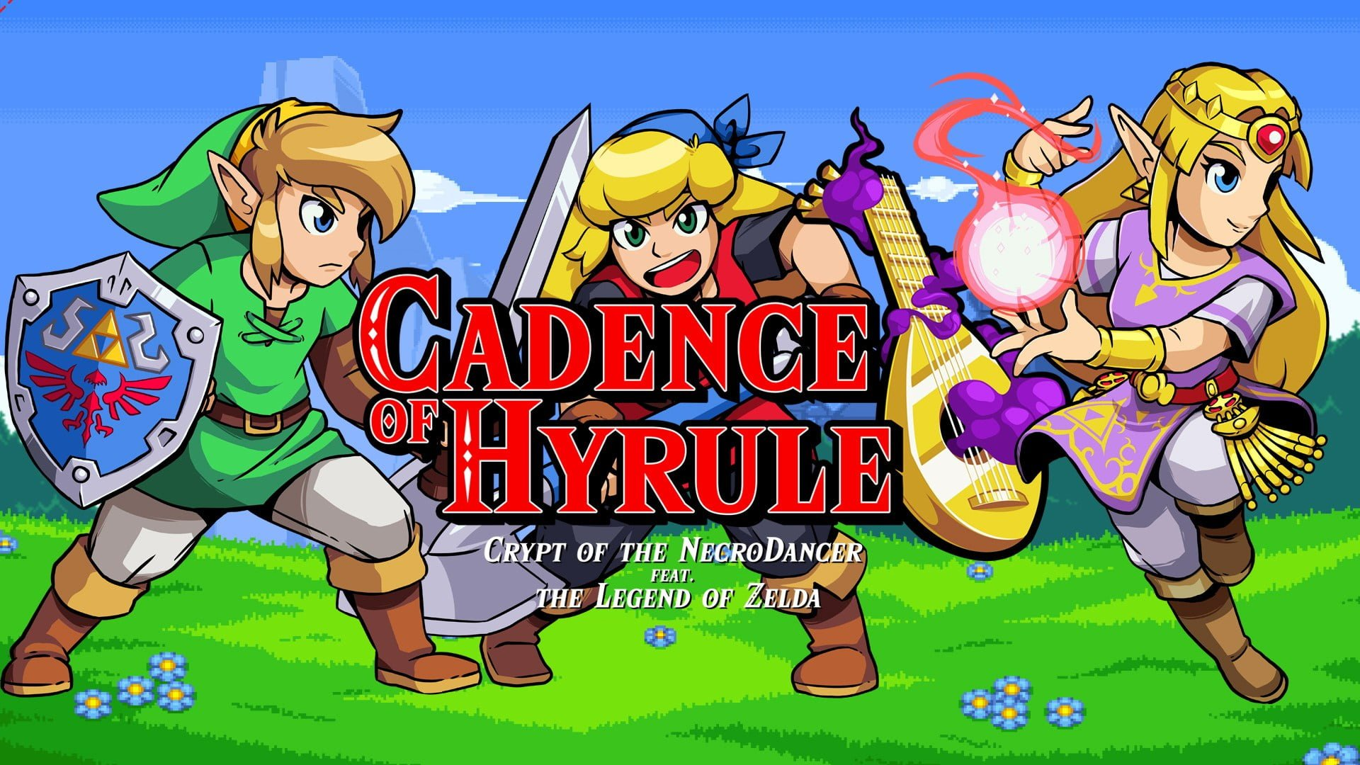 Cadence of Hyrule PC Version Free Download