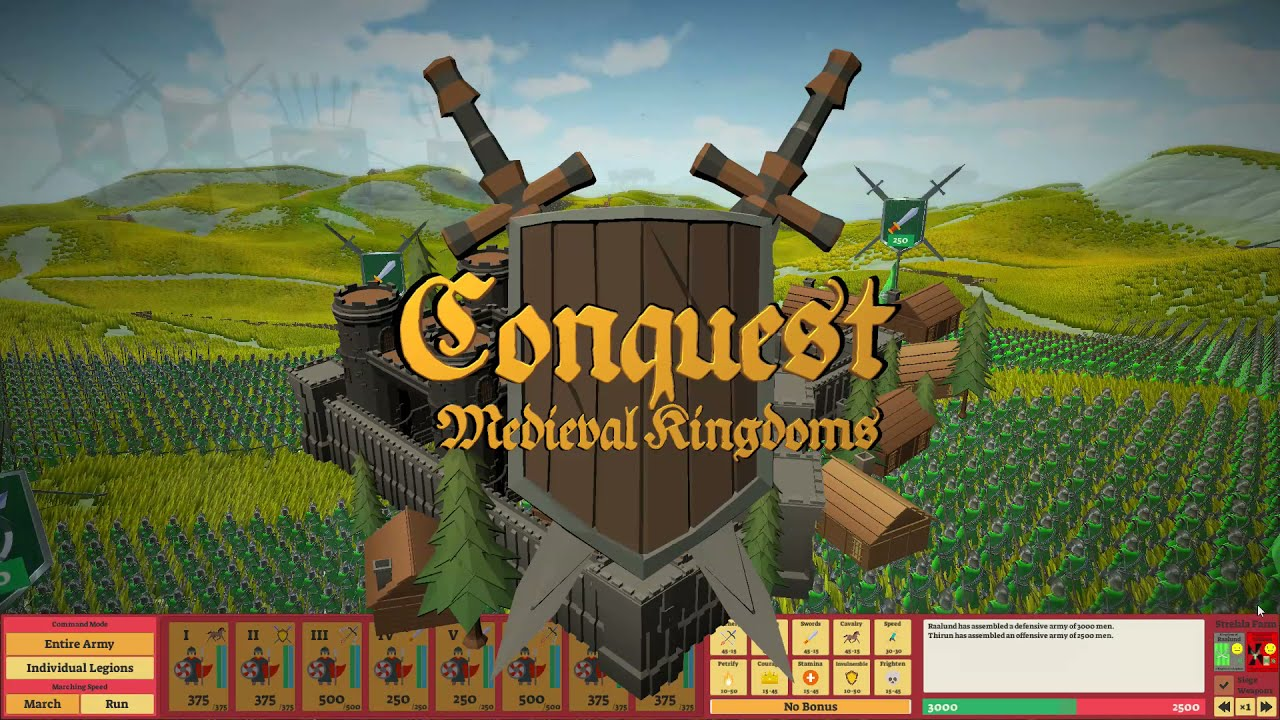 Conquest Medieval Kingdoms REPACK SKIDROW Free Download