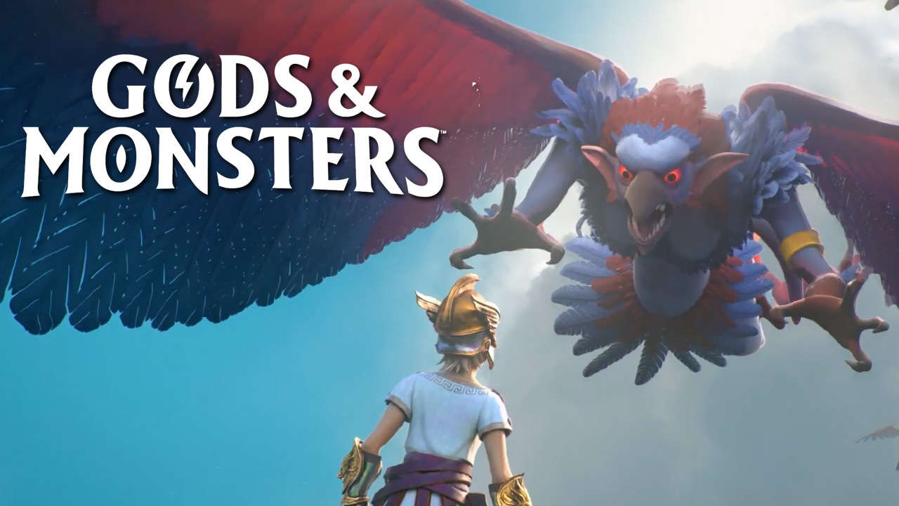 Gods and Monsters PC Version Free Download