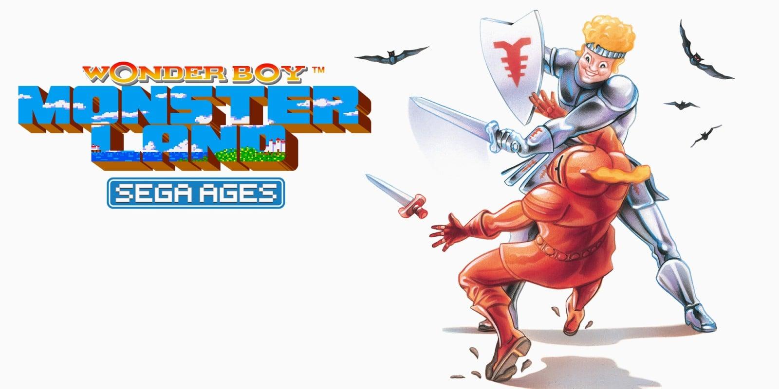 Wonder Boy Monster Land PC Version Free Download