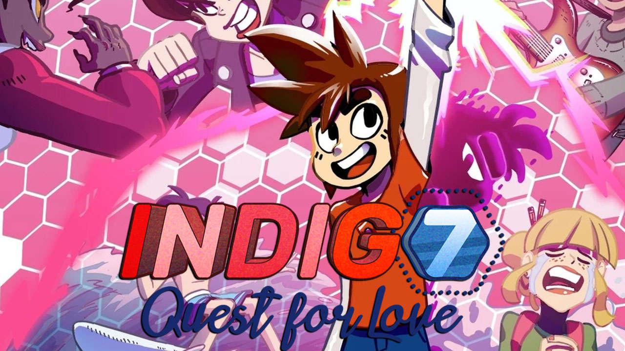 Indigo 7 DARKSiDERS