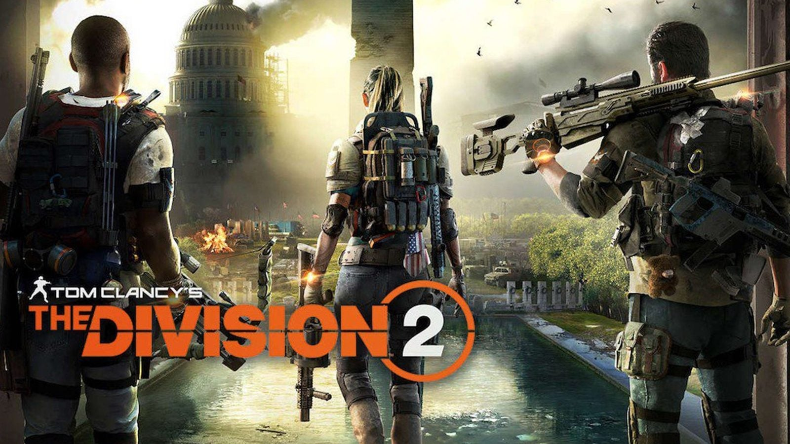 The Division 2 PC Version Free Download