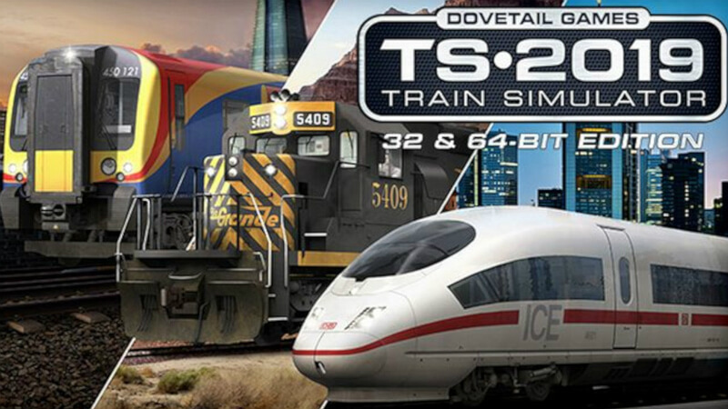 Train Simulator 2019 PC Version Free Download
