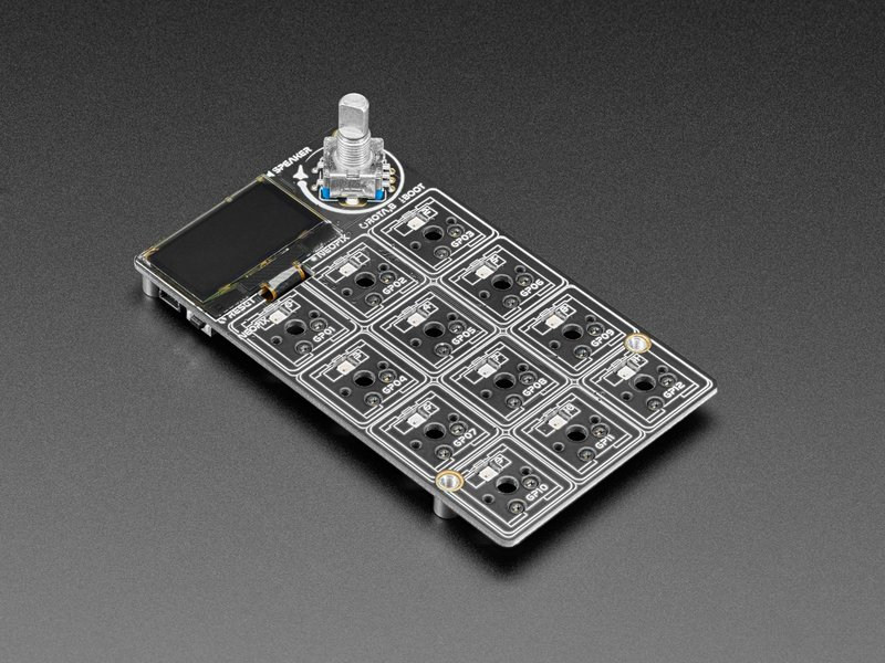 Adafruit MacroPad RP2040 Review