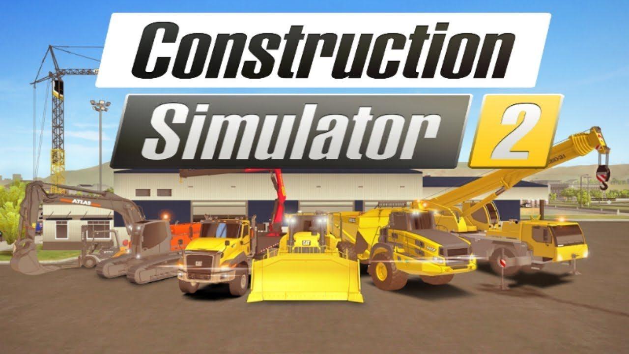 Construction Simulator 2 PC Version Free Download