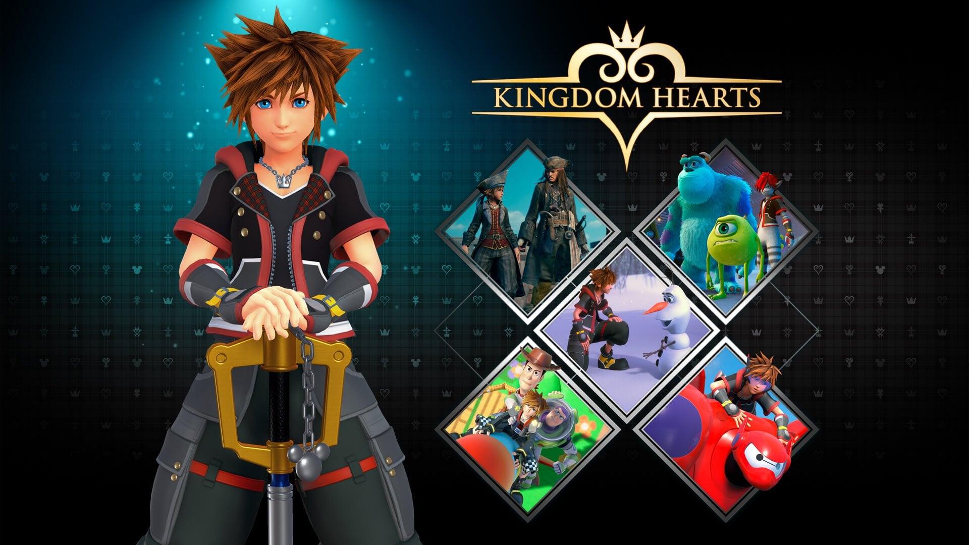 Kingdom Hearts III PC Version Free Download