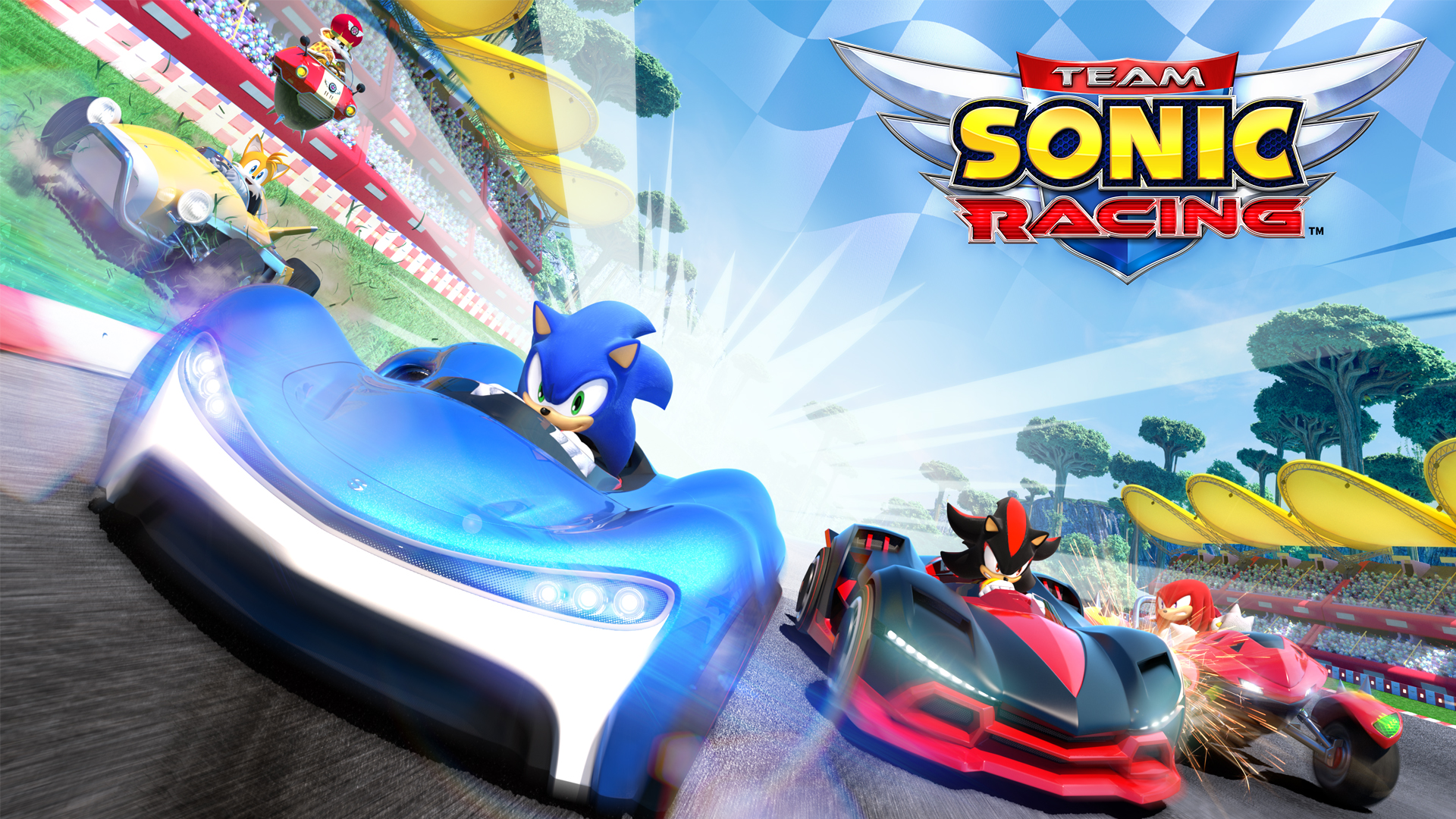 Team Sonic Racing PC Version Free Download