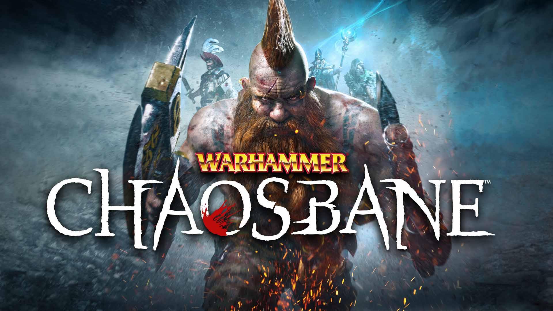 Warhammer Chaosbane PC Version Free Download