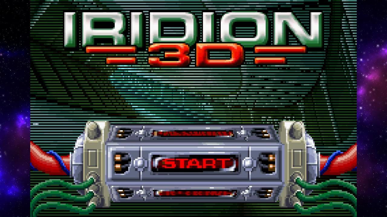 Iridion 3D PC Version Free Download