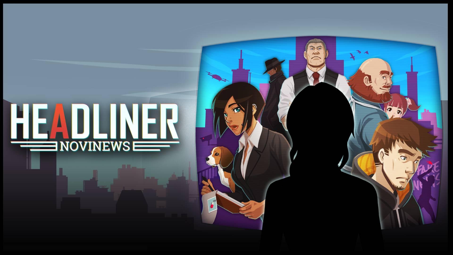 Headliner NoviNews PC Version Free Download