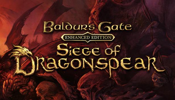 Baldurs Gate Siege of Dragonspear PC Version Free Download