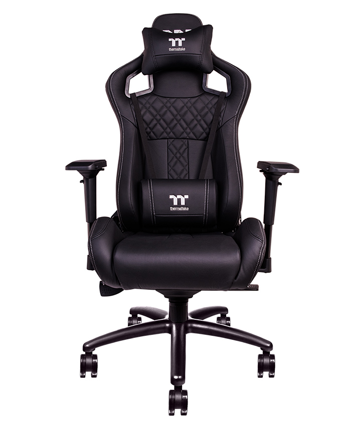 Thermaltake X Fit Real Leather Gaming Chair Review