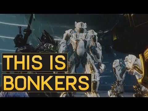 When Things Get Bonkers in Warframe