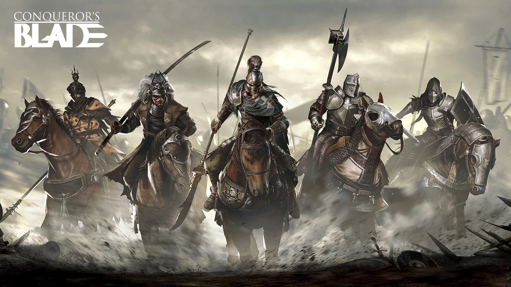 Conquerors Blade PC Version Free Download