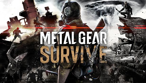 Metal Gear Survive PC Version Free Download