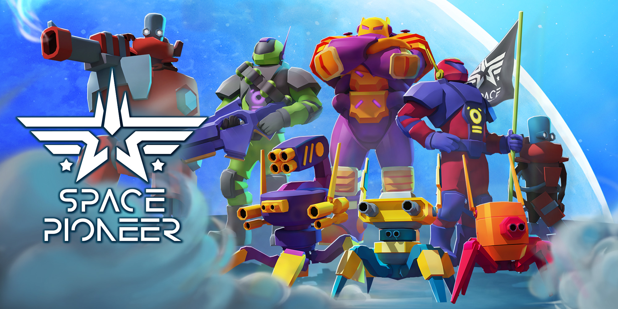 Space Pioneer PC Version Free Download