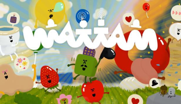 Wattam PC Version Free Download
