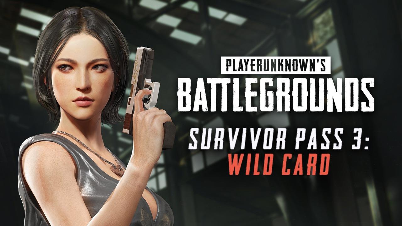 PUBG Survivor Pass 3 Wild Card PC Version Free Download
