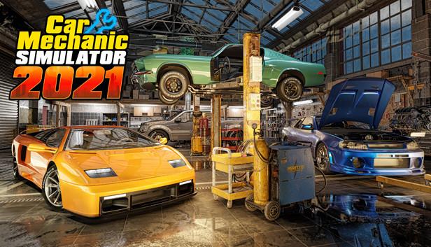 Car Mechanic Simulator 2021 PC Version Free Download