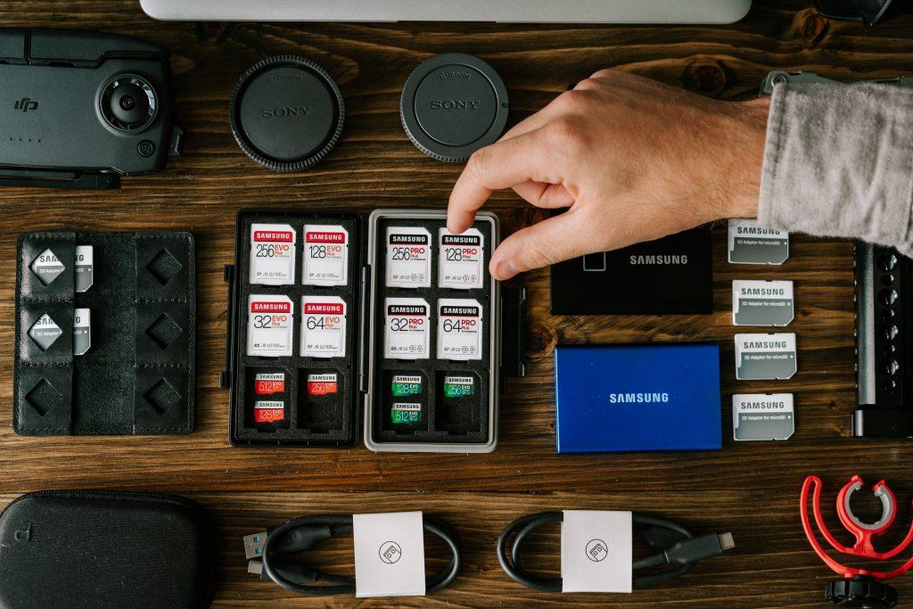 Best Micro SD Card for Mavic Air