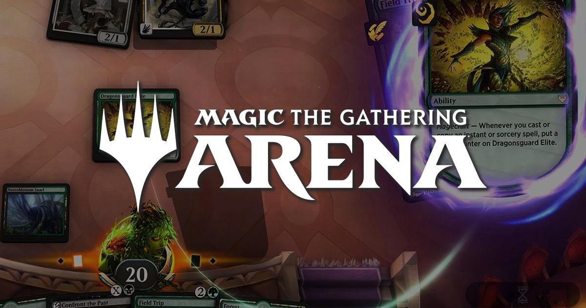 Magic the Gathering Arena PC Version Free Download