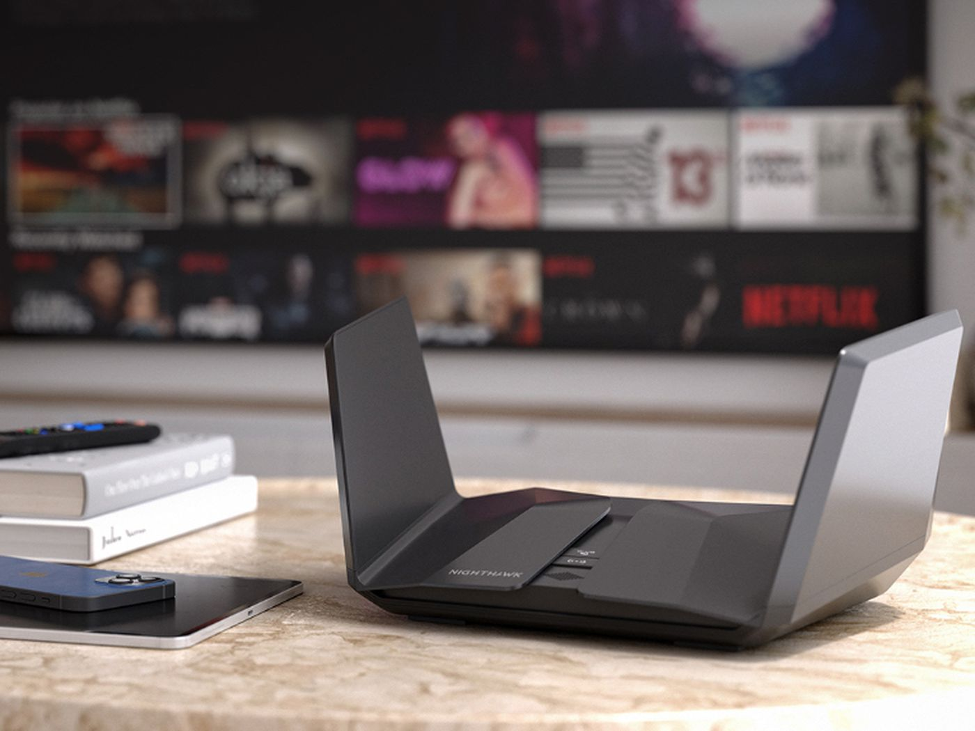 RAXE500 Tri-Band WiFi Router Review