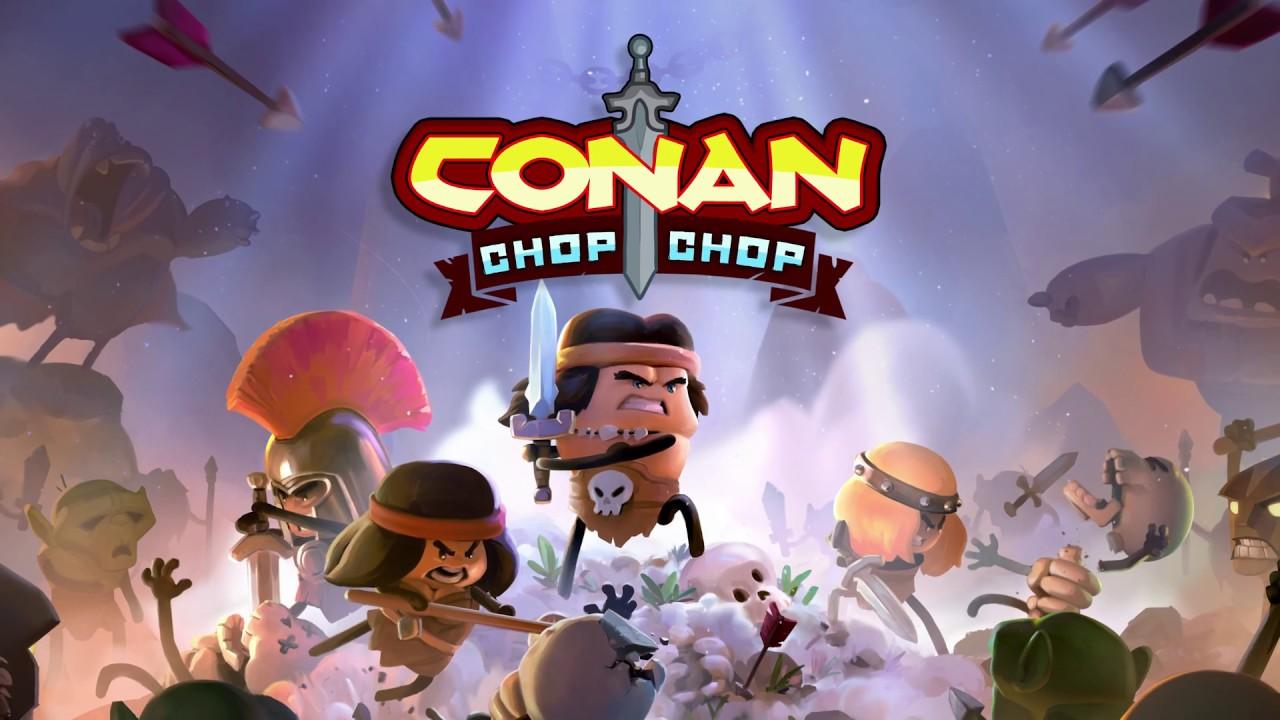 Conan Chop Chop PC Version Free Download
