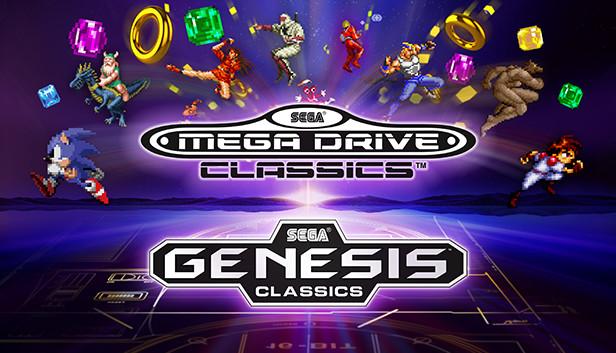 SEGA Mega Drive and Genesis Classics PC Version Free Download