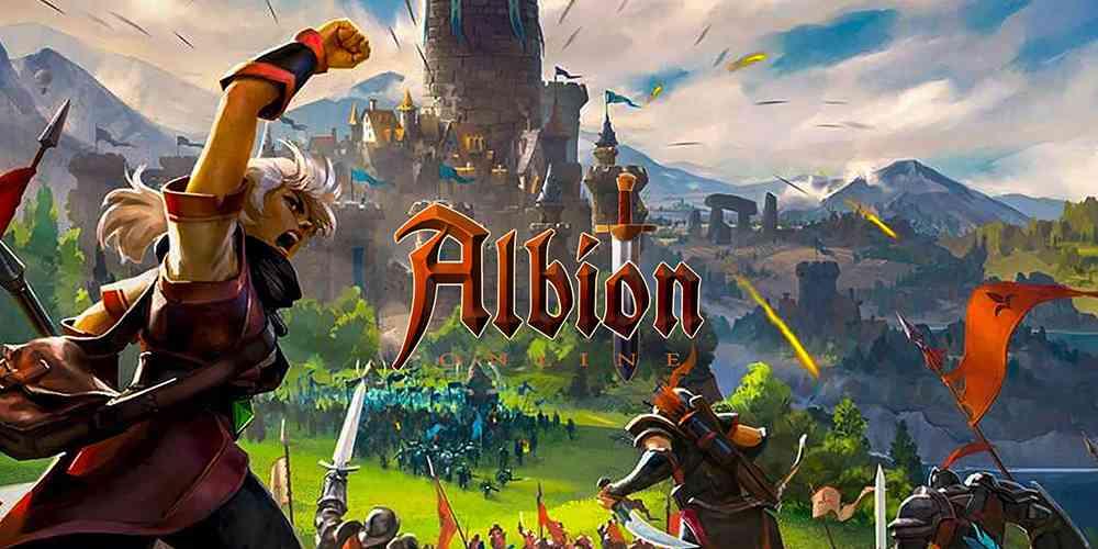Albion Online PC Version Free Download