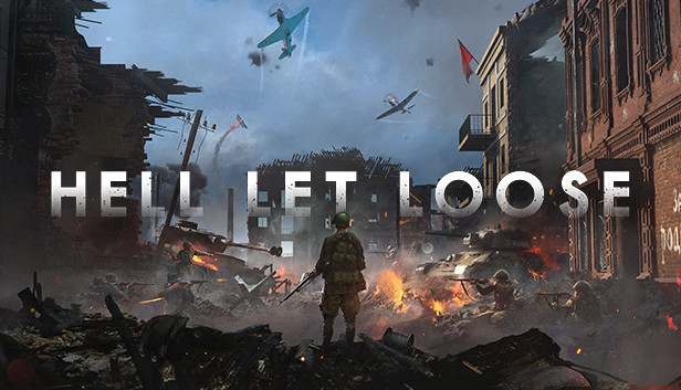 Hell Let Loose PC Version Free Download